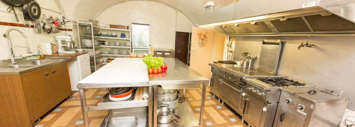 Professional Self-Catering Kitchen