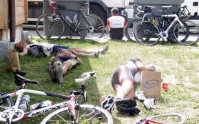 Cycling - Recovery After