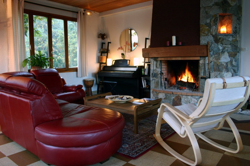 Lauvitel Lodge Sitting Room