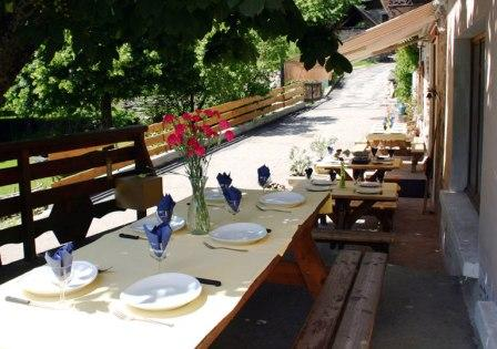 Summer Dining Terrace
