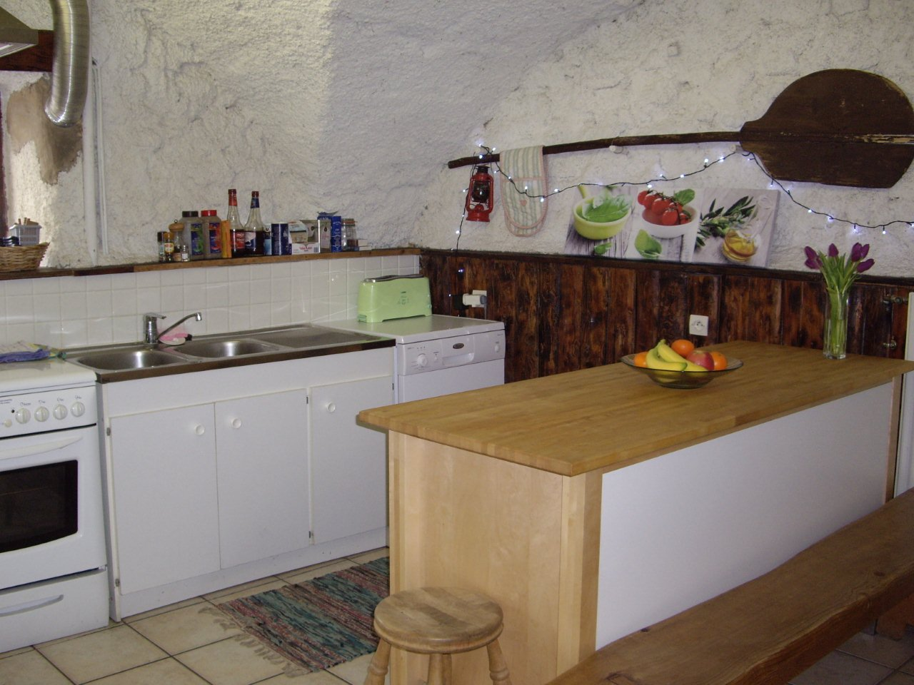 Dauphiné Kitchen