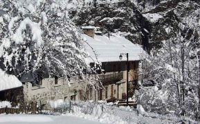 Lauvitel Lodge - Winter View