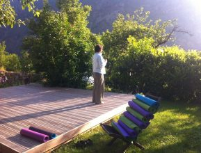 Personal Retreat - Time Out on the Deck